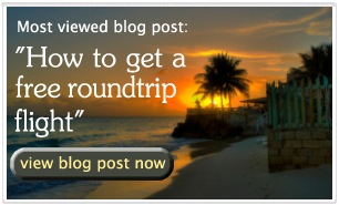 View blog post Free roundtrip flight offer